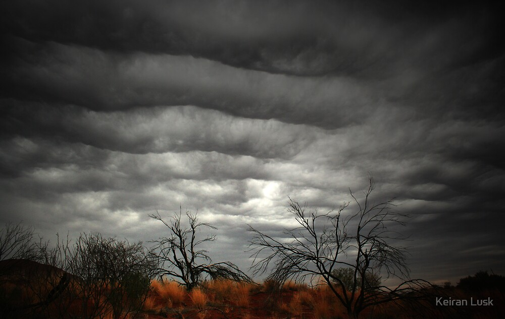 Dark and Stormy by Keiran Lusk