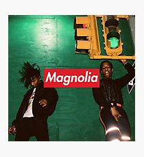 MAGNOLIA Playboi Carti & Friends Print Photographic Print