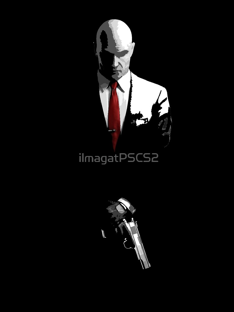 The Killer - The Hitman by ilmagatPSCS2