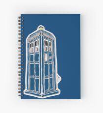 DOCTOR WHO / ANDREW BAILIE Spiral Notebook