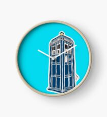DOCTOR WHO / ANDREW BAILIE Clock