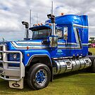 Heavy Haulage Mack by Keith Hawley