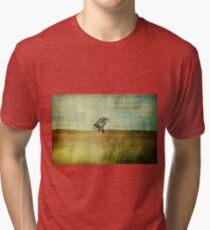 Lean on me Tri-blend T-Shirt