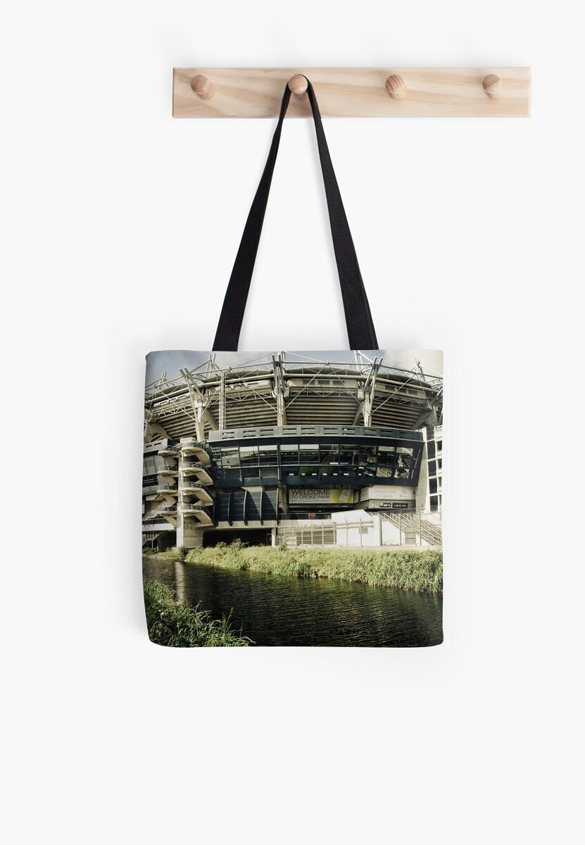 Croke Park Stadium,Dublin by Steve Mathers