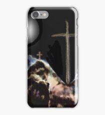 Prayer Mountain by Sherri Nicholas iPhone Case/Skin