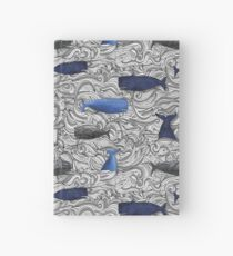On The Open Sea  Hardcover Journal