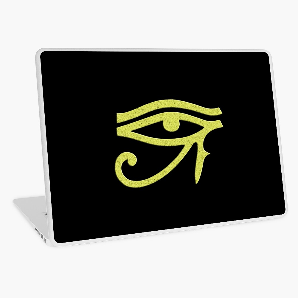 Auge von Ra Laptop Folie