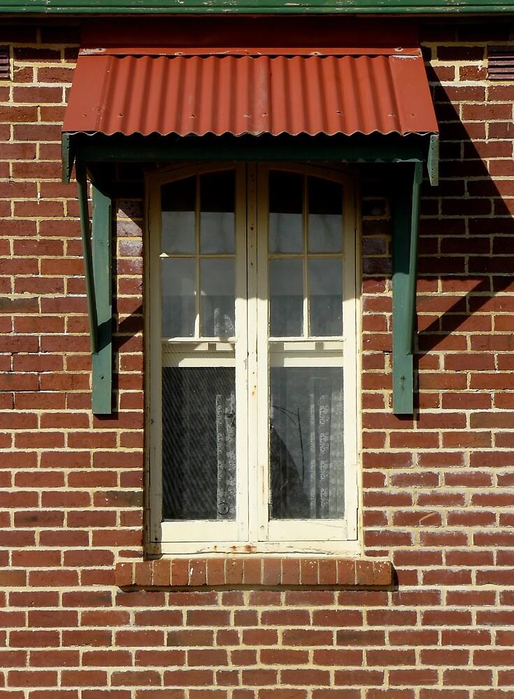Federation window by familiart