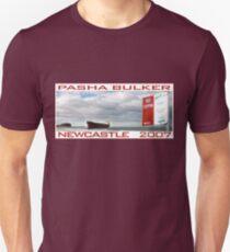 Pasha Bulker, Newcastle 2007 Unisex T-Shirt