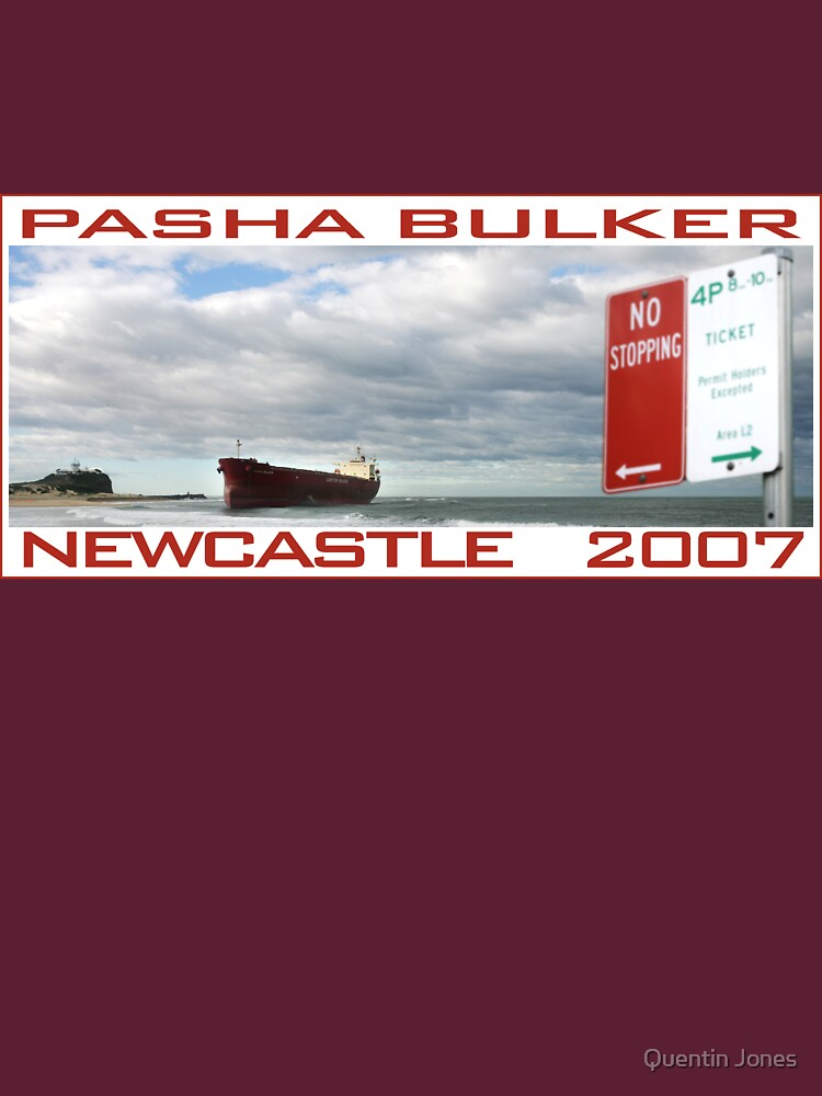 Pasha Bulker, Newcastle 2007 by quentin23