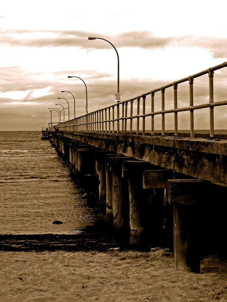 The Pier by Simmone