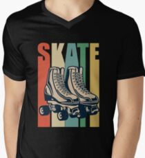 Roller Derby Retro Design - Skate T-Shirt