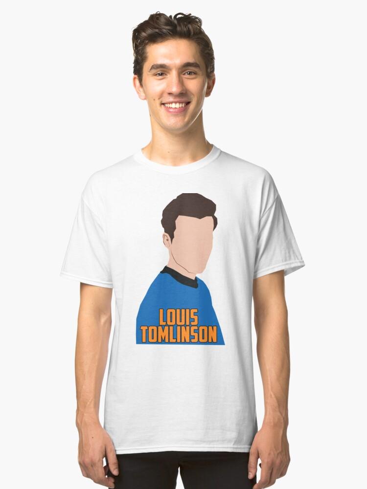 LOUIS TOMLINSON Classic T-Shirt Front