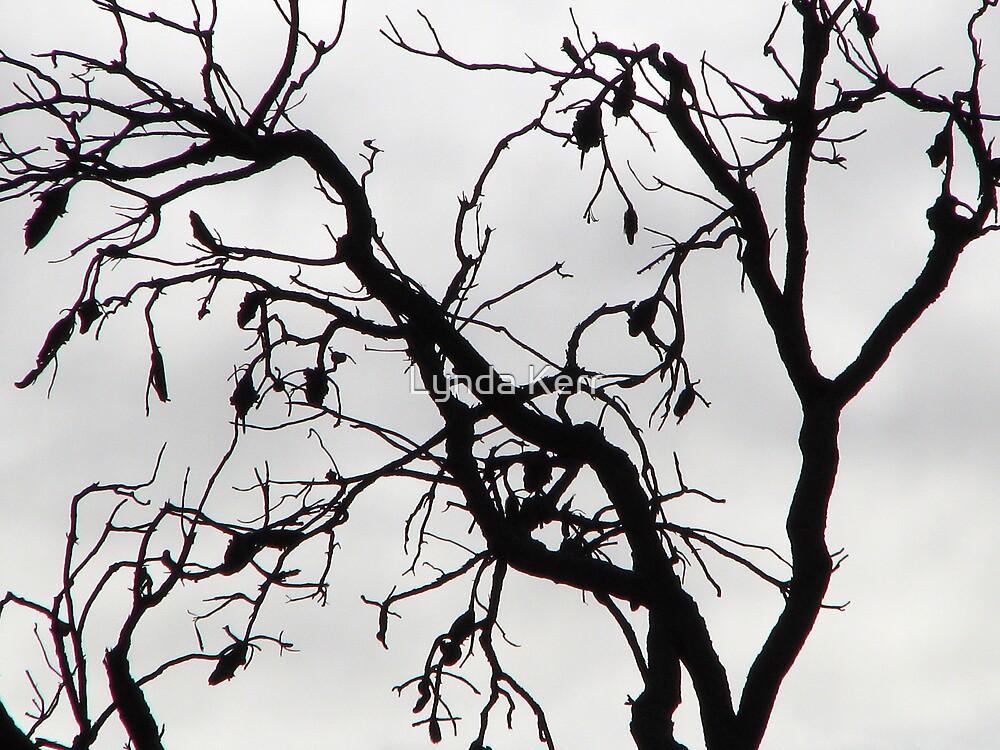 Spooky Tree by Lynda Kerr