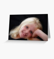 JUST ANOTHER HANNAH! Greeting Card