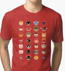 Super Alphabet! Tri-blend T-Shirt