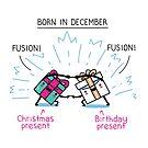Born in December by Andres Colmenares