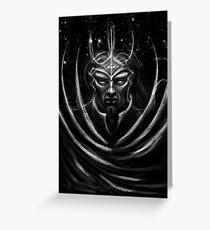 Dark Lord II  Greeting Card