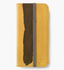 Kill Bill, Quentin Tarantino, movie poster, alternative, minimal version iPhone Wallet/Case/Skin