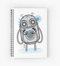 Oh Beep! Spiral Notebook