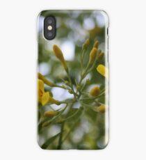 Shaded Carolina Jessamine iPhone Case/Skin