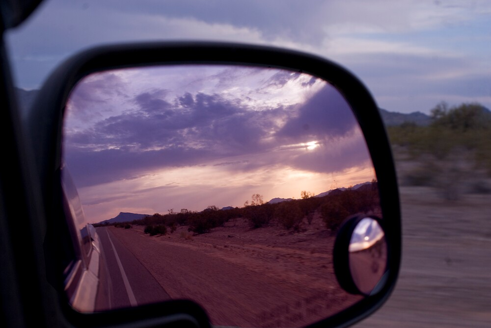 Looking Back In Time by Alan Mulkey Photography