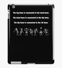 Bone song iPad Case/Skin