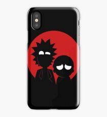 Rick 3 iPhone Case/Skin