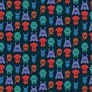 Bright Bones by RedTideCreative