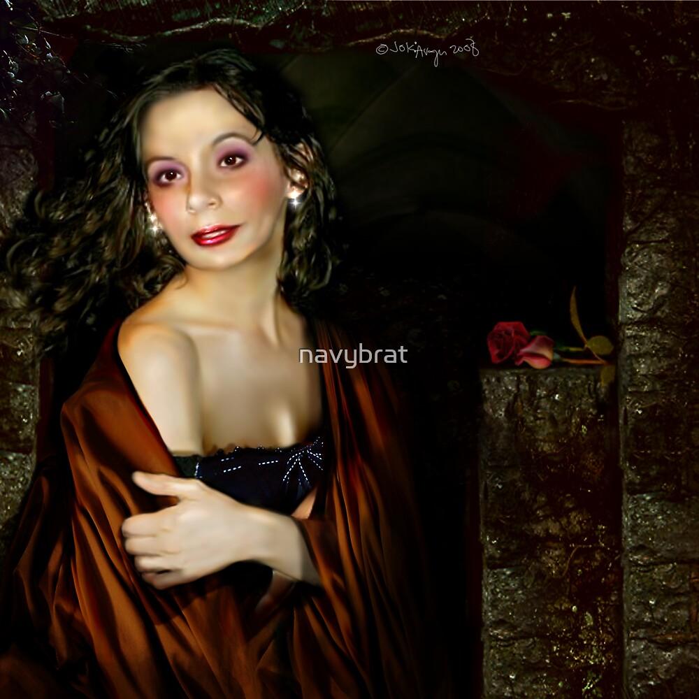 Amanda G. Wright: Lady of the manor by navybrat