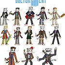 Doctor cat DW by maxdiet