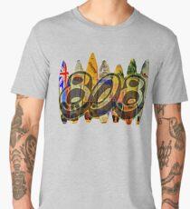 Surfin' 808 Men's Premium T-Shirt