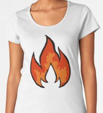 LUZIS FLAMME Frauen Premium T-Shirts