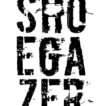 Shoegazer Rough by heliconista