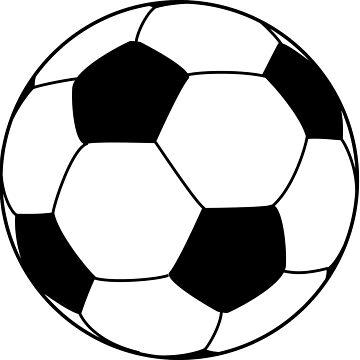 Vintage soccer ball by EnjoyRiot