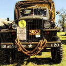 2 1/2 tonner 1941 by Simon Duckworth