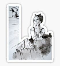 Filthy, a handmaidens story Sticker