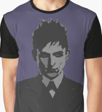 Penguin portait - Gotham Graphic T-Shirt