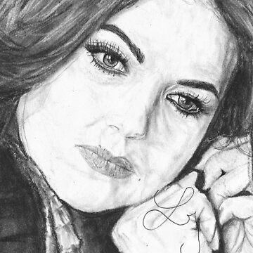Lana Parrilla  by lisedraws