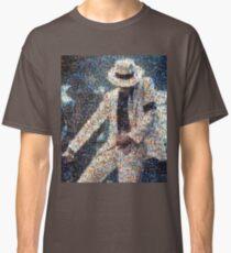 MJJ Mosaic Smooth Criminal Classic T-Shirt