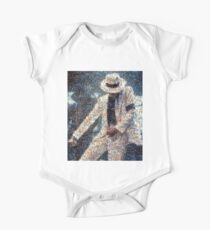 MJJ Mosaic Smooth Criminal One Piece - Short Sleeve