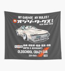 Crazy Car Art 0184 Wall Tapestry