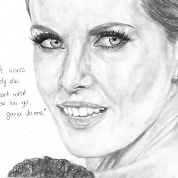 Rebecca mader by lisedraws