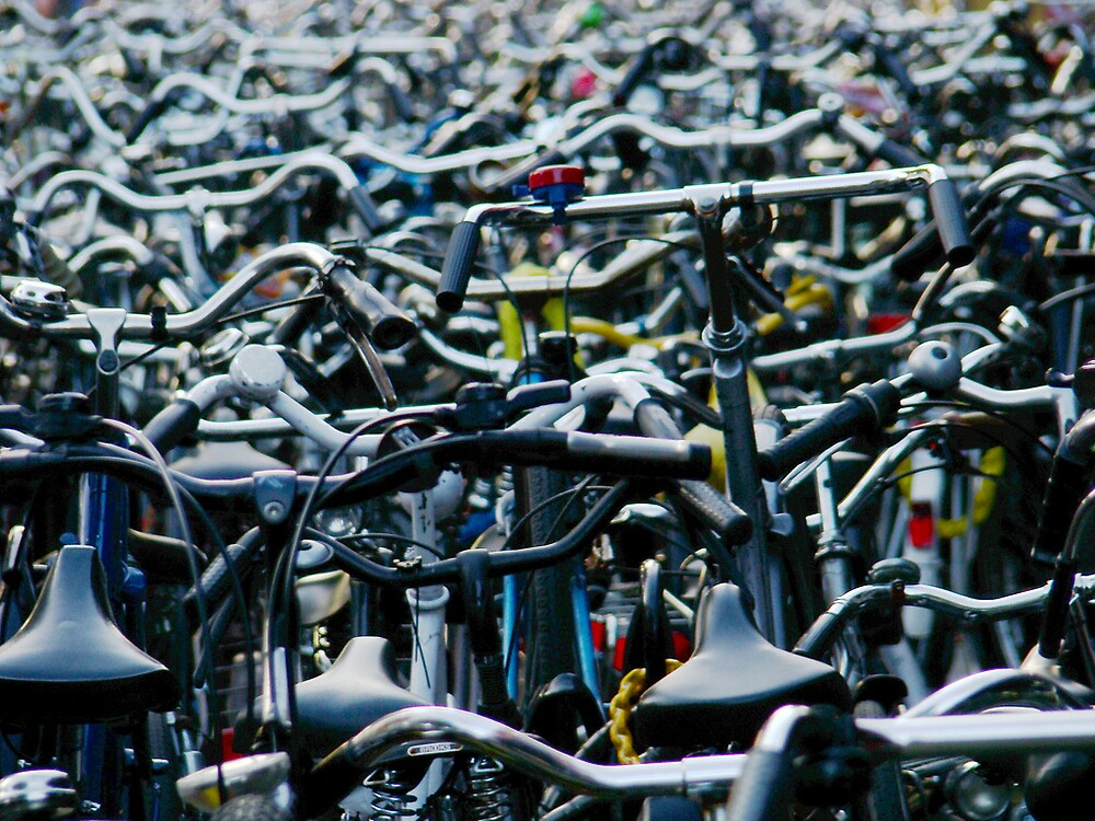 Bicycles by alexsk