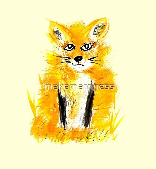 Mr. Fox by makemerriness