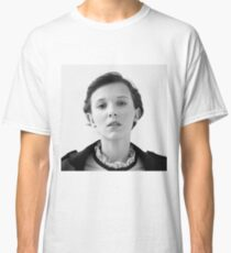 Millie Bobby Brown Classic T-Shirt