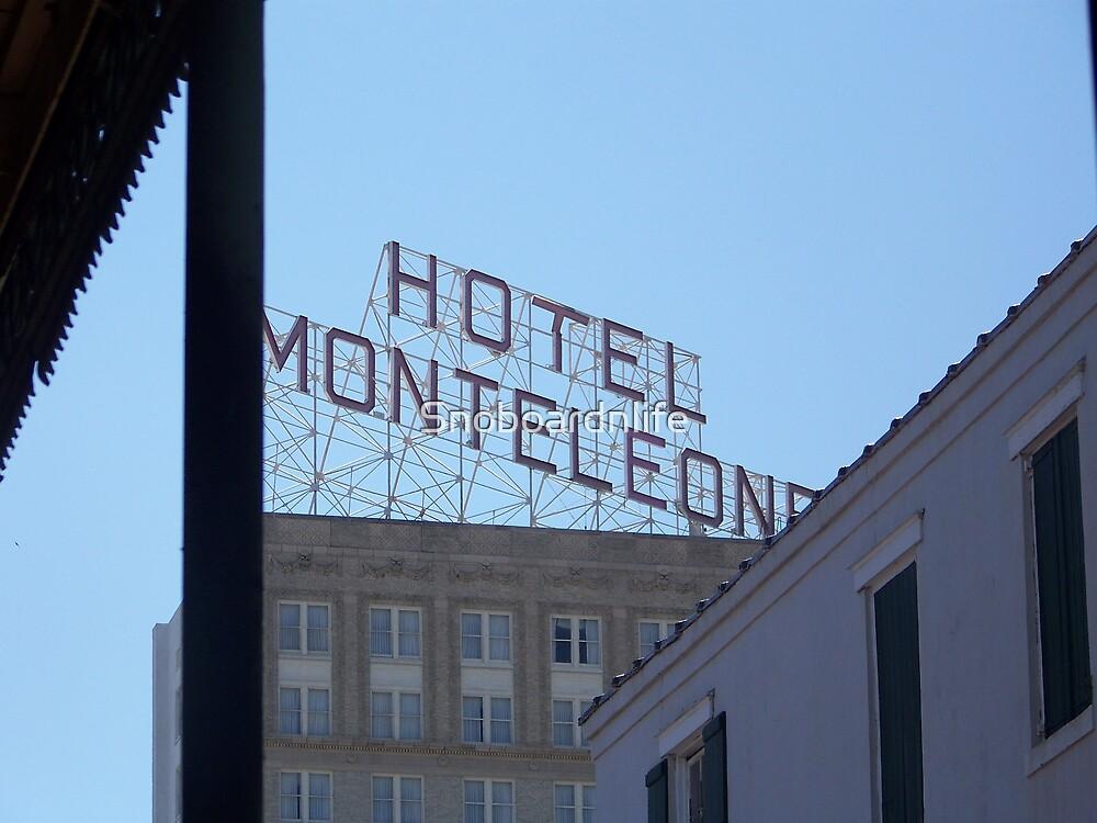 Hotel Monteleone by Snoboardnlife