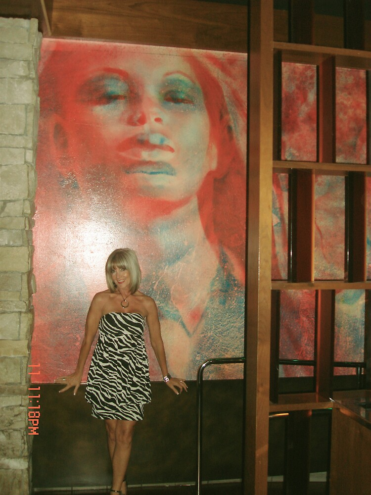 MY BABE AT TABBOO'S by Artcool