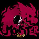 Monster inside by licographics