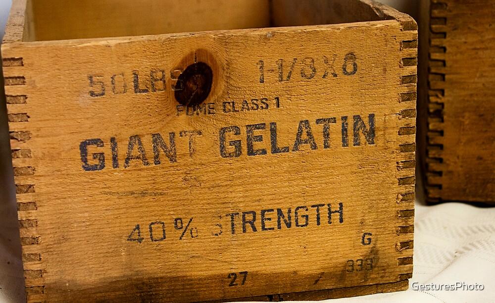 Gelatin Box by GesturesPhoto
